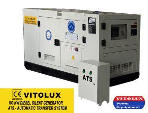 промишлени генератори